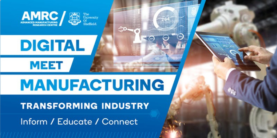 Digital Meet Manufacturing Lunch & Learn: Artificial Intelligence for Manufacturing