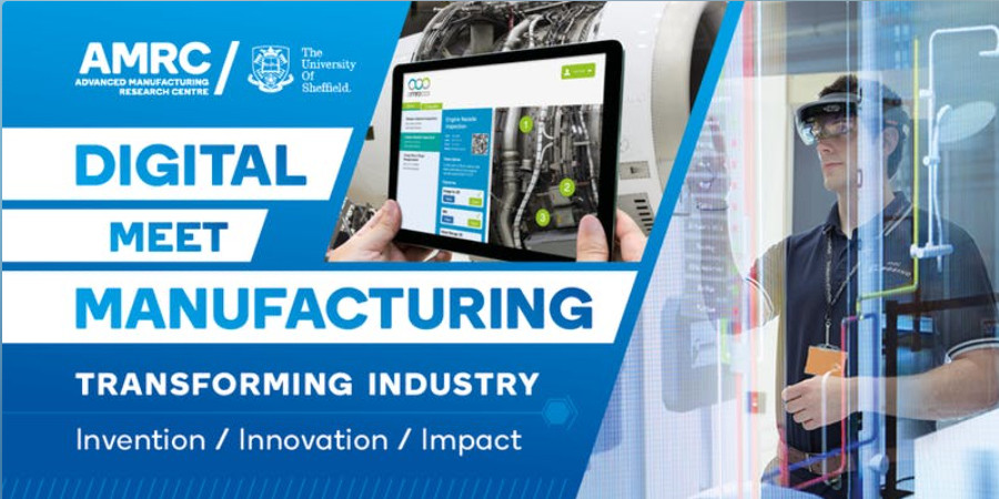 Digital Meet Manufacturing Lunch & Learn: Opportunities from working with the AMRC