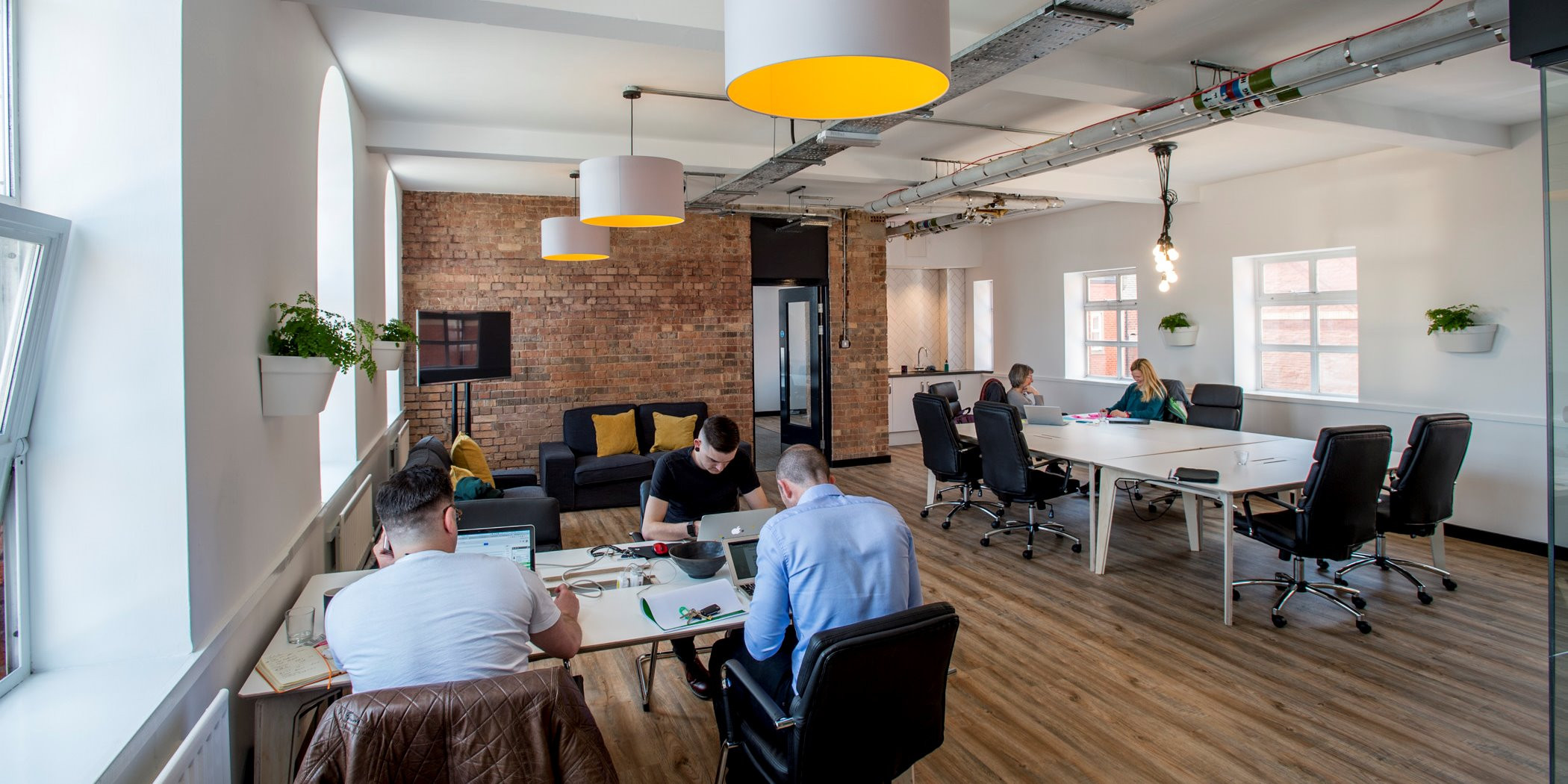 Building a Digital CoWorking Community