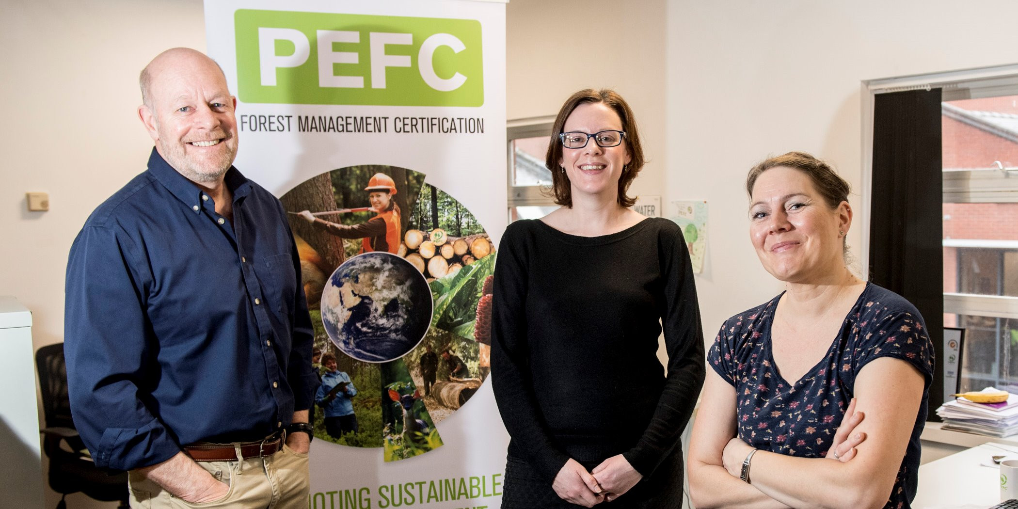 Meet Our Tenants: PEFC