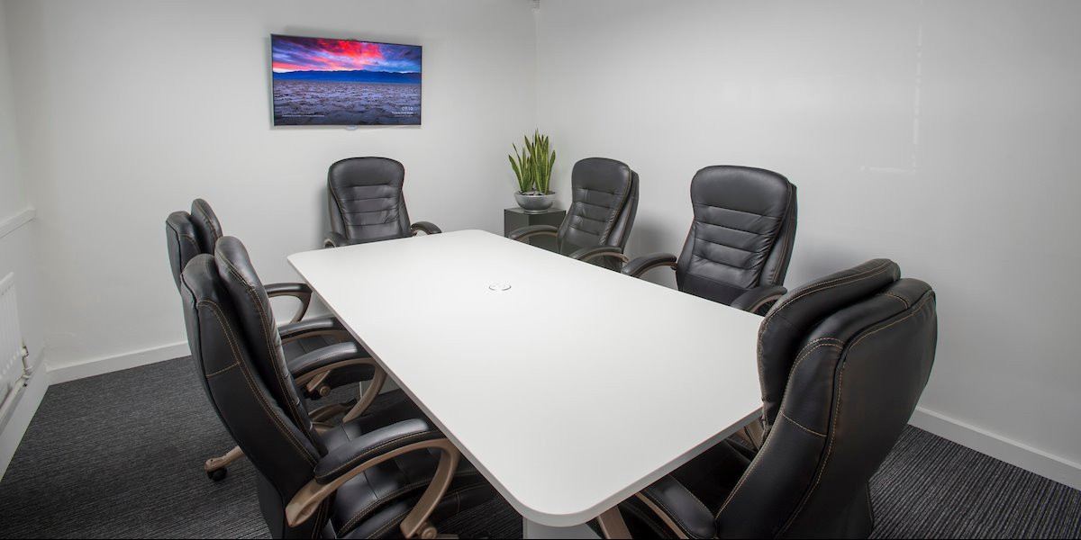 New Meeting Space at STP