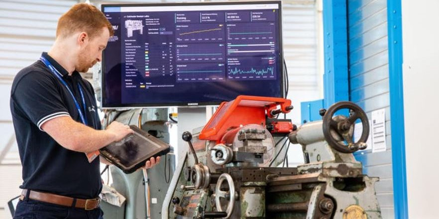 Digital Meets Manufacturing at Sheffield Technology Parks
