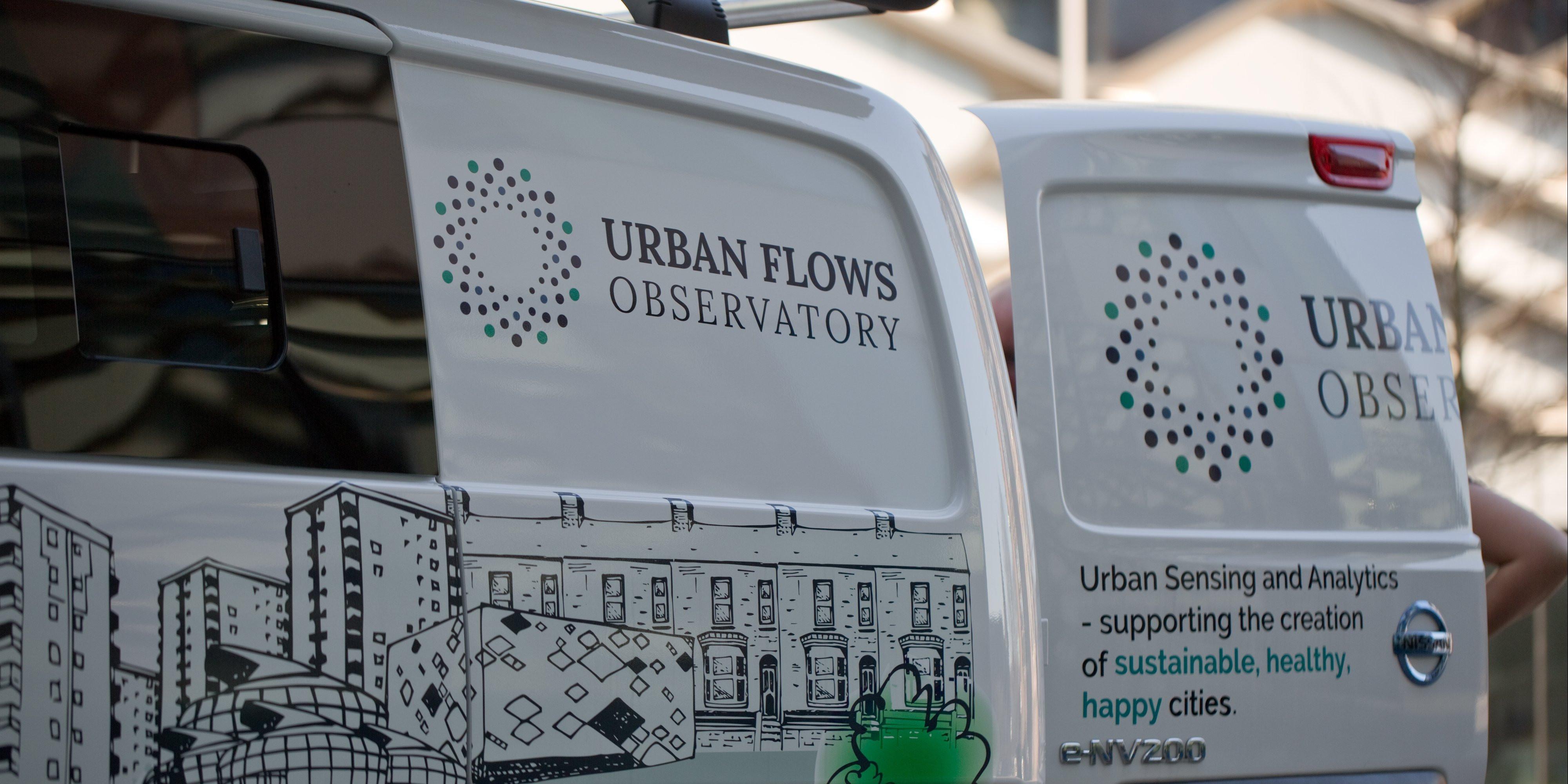 Urbans Flows Observatory Hackathon