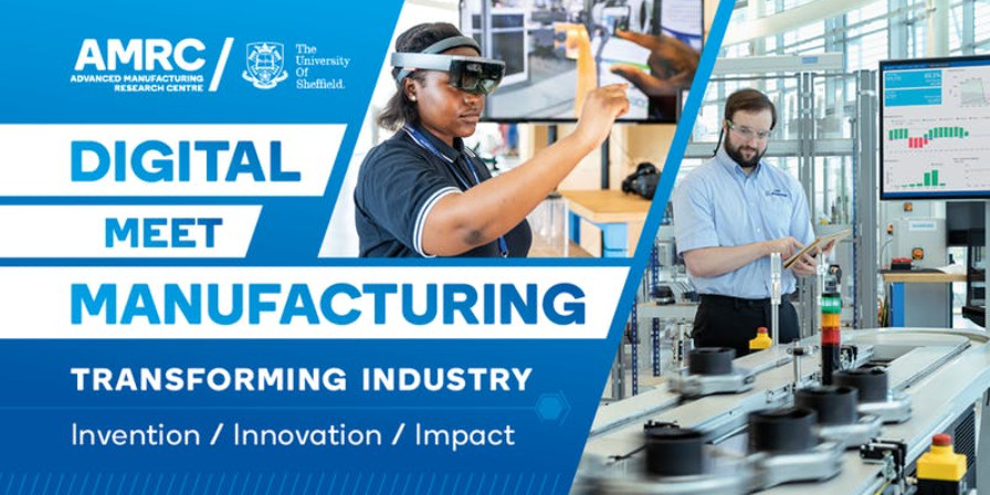 Digital Meet Manufacturing Lunch & Learn: Digital Twin