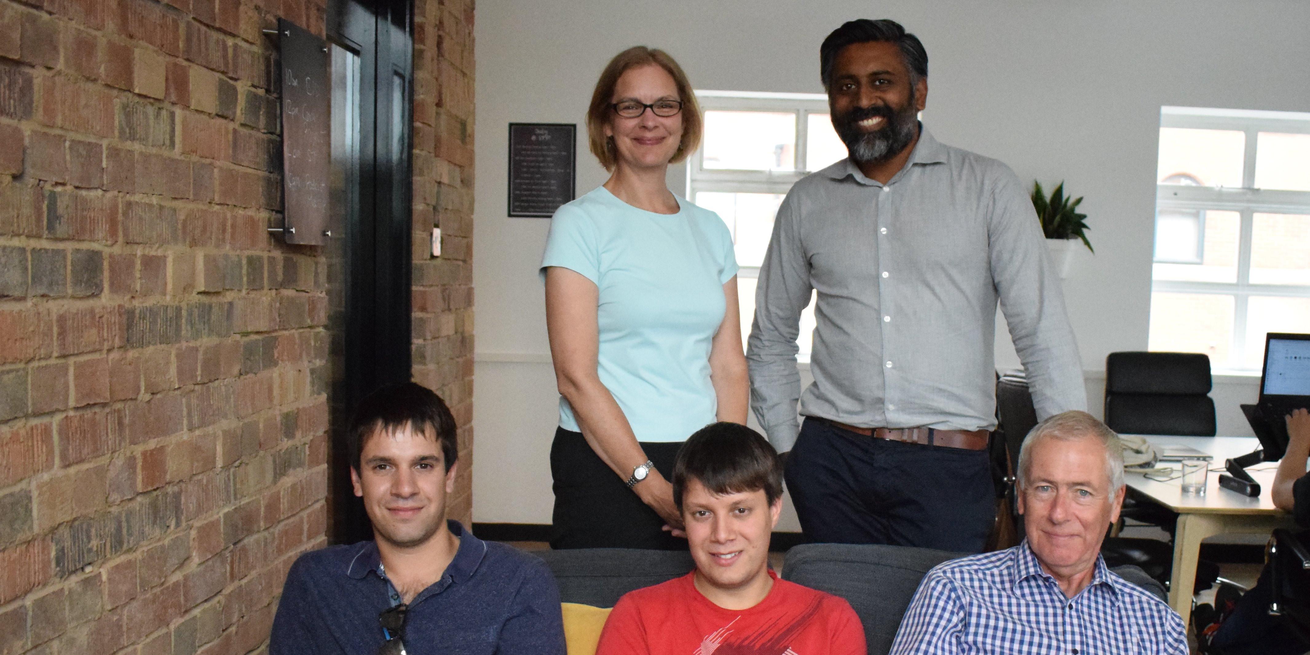 Six business leaders join the STP team as Entrepreneurs in Residence